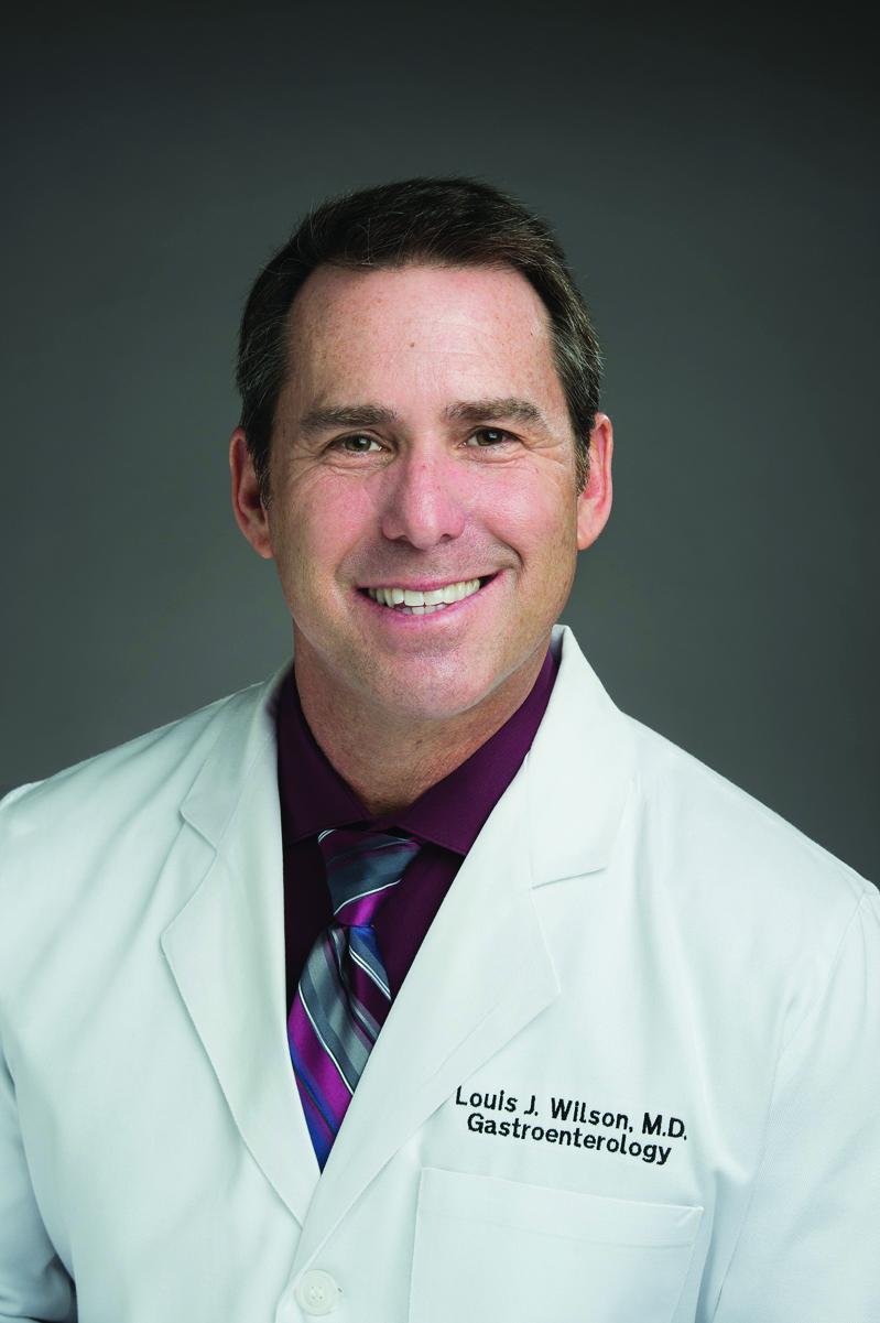 Louis J. Wilson, MD, FACG